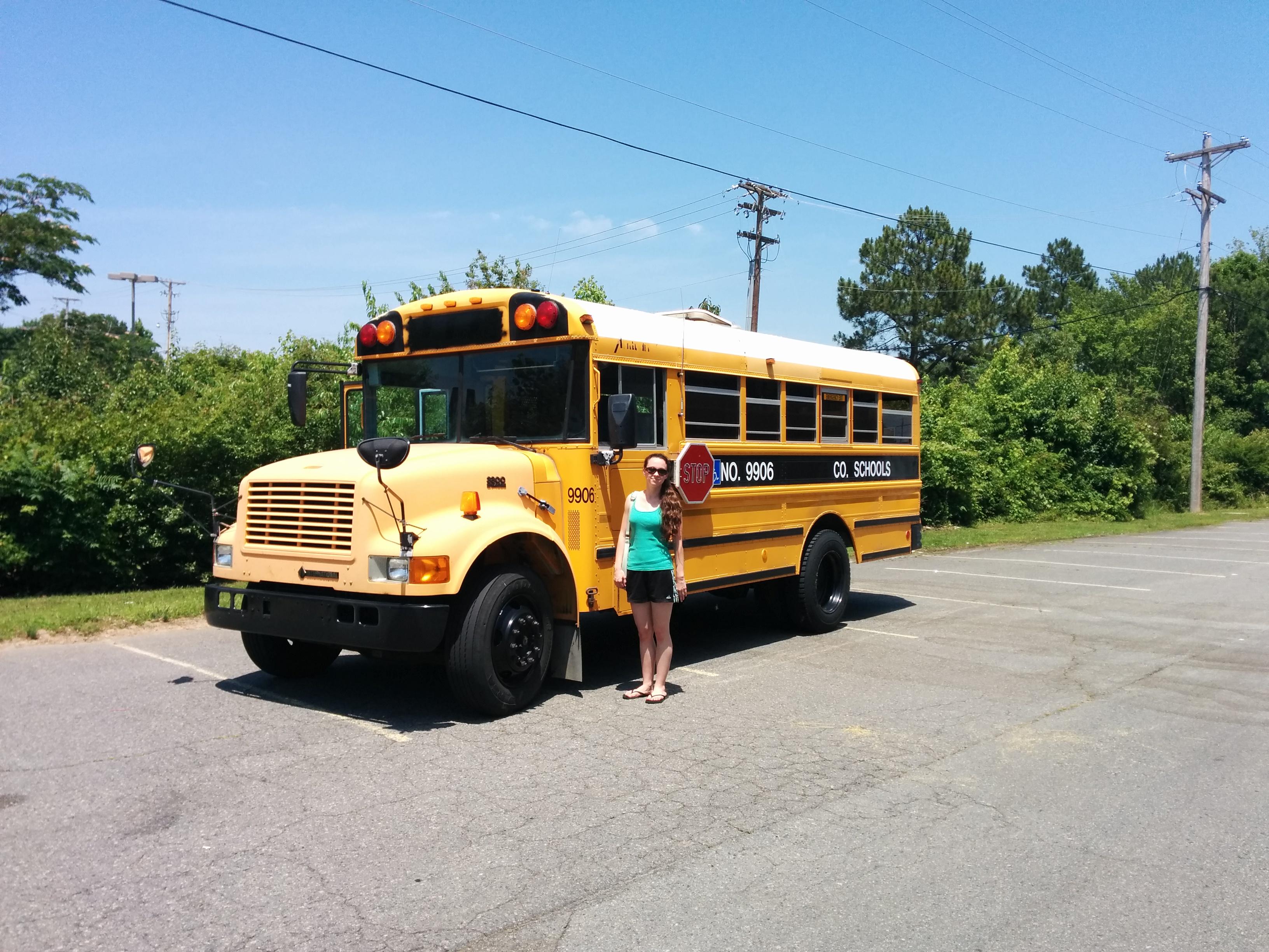 Bacon Bus Road Trip
